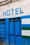 Hotel in the holiday town of Essaouira Morocco