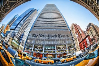 1111 Avenue of the Americas. New York Times building